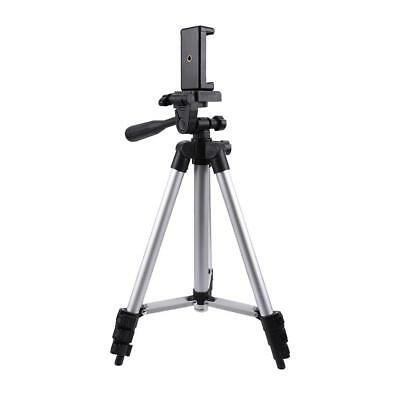 Pro Camera Tripod Stand Holder Mount for iPhone Samsung Cell Smart Phone +Bag