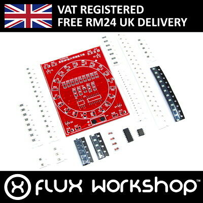 SMD Soldering Practice Kit 805 LL34 SOT23 SO8 SO16 1206 603 402 Flux Workshop