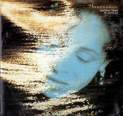 "Innocence - Natural Thing (Remix) (2 trk 12""/ 1990)"
