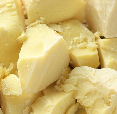 PURE 100% Organic Raw Unrefined African Shea Butter Grade A from Ghana. 2.oz