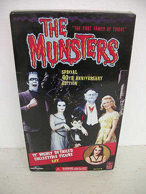 Munsters 40th Anniversary Lily Munster Figure