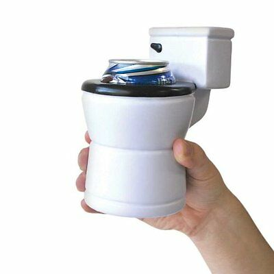 NEW BigMouth Inc Toilet Shaped Drink Kooler FREE SHIPPING