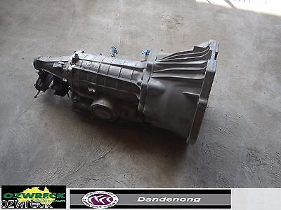 FORD FALCON BA 4 SPEED AUTO TRANSMISSION - 6 months warranty