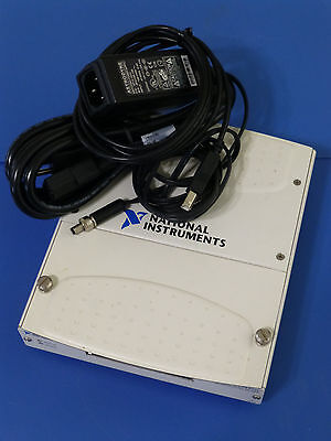 National Instruments DAQPad-6015 USB Data Acquisition Module, Multifunction DAQ
