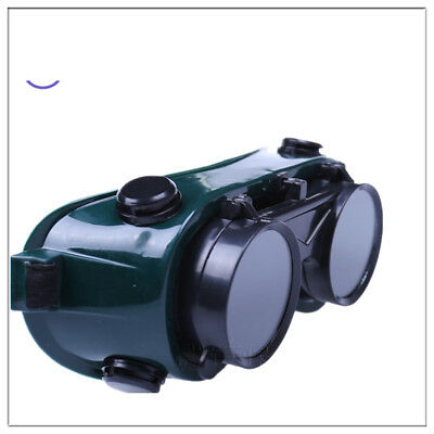 Flip Lenses Safety Glasses Cutting Grinding Gas Welding Safety Protecter
