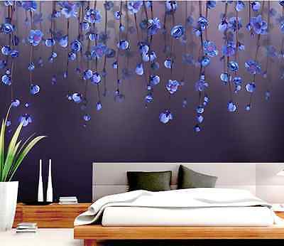 3d blumen rebe 12 fototapeten wandbild fototapete bild. Black Bedroom Furniture Sets. Home Design Ideas