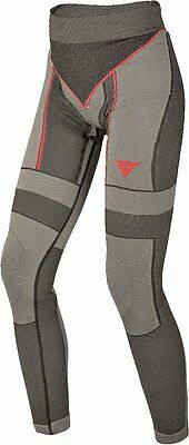 Sottopantalone termico da donna Dainese Evolution Warm Pants Lady grigio