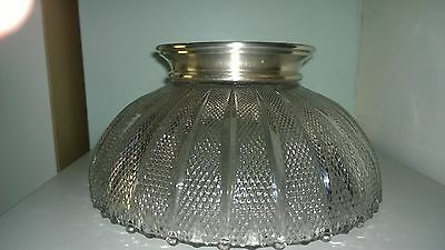 S. Kirk & Son Crystal Bowel and Sterling base