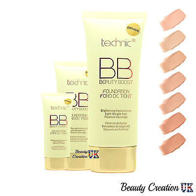 TECHNIC BB Beauty Boost Foundation CHOOSE SHADE 30ml TC045