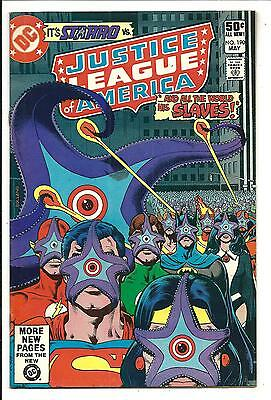 Justice League Of America # 190 (May 1981), Vf/nm