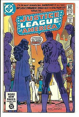Justice League Of America # 198 (Jan 1982), Vf/nm