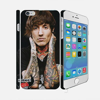 023 Bring Me The Horizon - Apple iPhone 4 5 6 Hardshell Back Cover Case