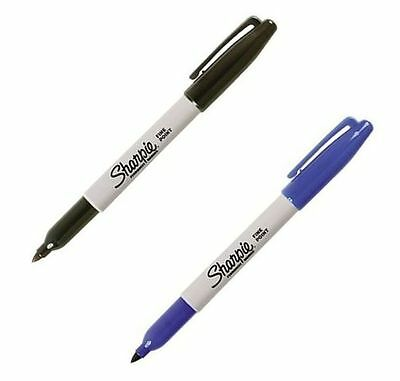 Sharpie Finepoint Permanent Waterproof Marker Pen Ideal For Plastic Plant Labels