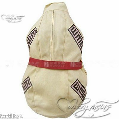 Anime Naruto Gaara Canvas Gourd Satchel Backpack Sling Shoulder Bag Cosplay