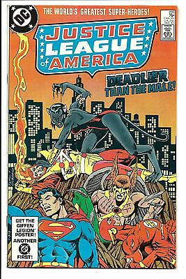 Justice League Of America # 221 (Dec 1983), Nm