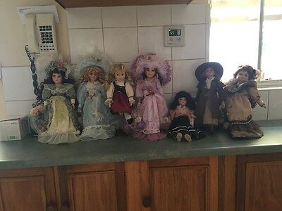 Porcelain Dolls