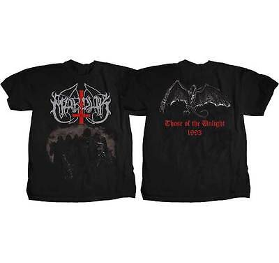 MARDUK - The Unlight T SHIRT S-M-L-XL Brand New Official Hi Fidelity Merchandise