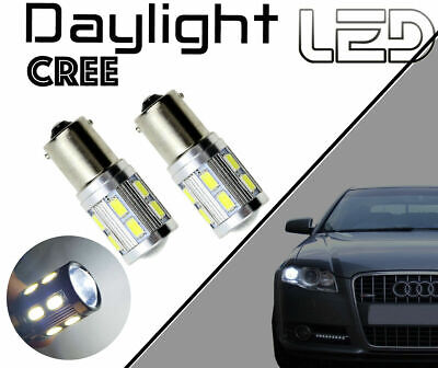 Citroen DS4 - 2 ampoules Led cree  Blanc Feux de jour Diurne Roulage day light