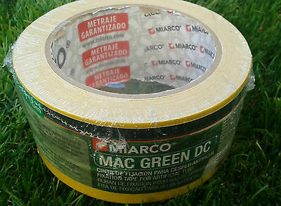 Miarco Fixing Fixation Tape For Artificial Turf Grass 10M Roll Double Sided Tape