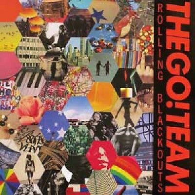 The Go! Team - Rolling Blackouts [New CD]