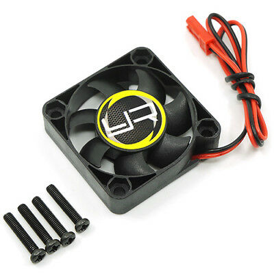 Yeah Racing Hi Flow cooling 40x40mm fan for 1:10 RC may fit Tamiya HPI  YA-0327