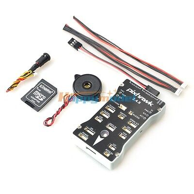 Pixhawk PX4 Autopilot PIX2.4.8 32 Bit Flight Controller W/ Safety Switch Buzzer
