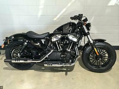 Harley-Davidson Xl1200X Sportster Forty Eight