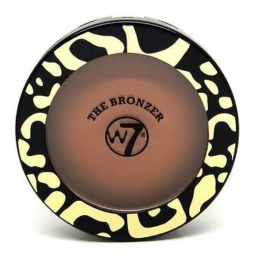 W7 The Bronzer Matte Compact / C36-N145