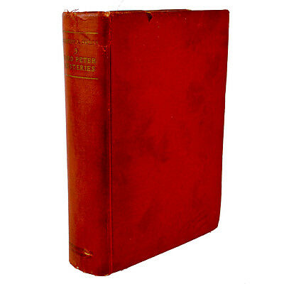 1923 Dorothy Sayers Lord Peter Mysteries Rare Book First Harcourt  Vintage (G)