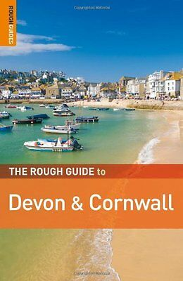 The Rough Guide to Devon & Cornwall By Robert Andrews. 9781848365056
