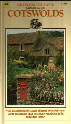 Cotswolds (Ordnance Survey Leisure Guide)