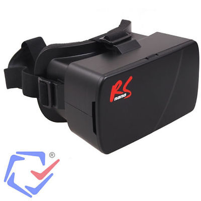 Occhiali 3D VR- Realta' Virtuale! Virtual Reality Glasses Nano RS Giochi