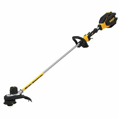 DEWALT DCST990M1 40-Volt Max 15-in Straight Cordless String Trimmer