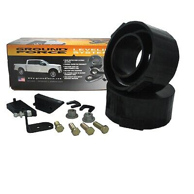 """Ground Force 3842 Front 2"""" Leveling Kit for Ford F-150 Pickup"""