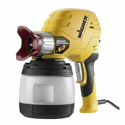 Wagner 0525027 Power Painter Plus with EZ Tilt Airless Handheld Paint Sprayer