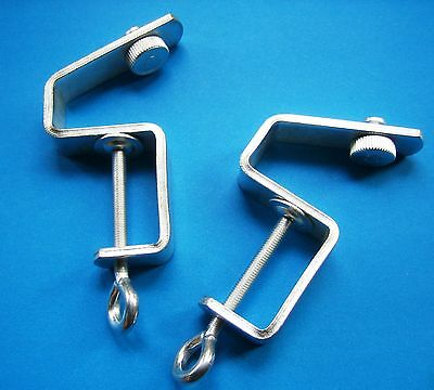 Table Clamps for All SilverReed/Singer/Studio ribber knitting  machine