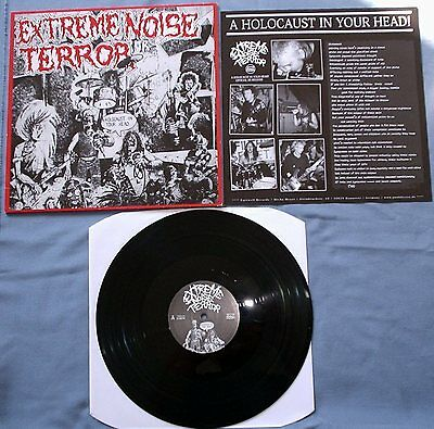 LP von  Extreme Noise Terror ‎– A Holocaust In Your Head / FWR # 35