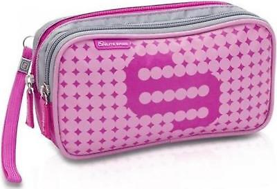 Isotherme Diabetes Tasche in Rosa