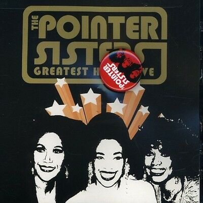 The Pointer Sisters - Greatest Hits Live [New CD]