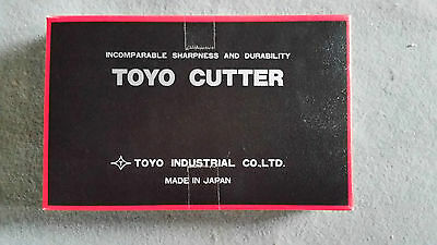Toyo Glass Cutter TC 1 With Carbide wheel and Pipette