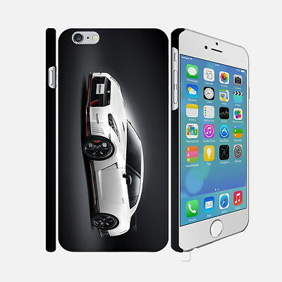 036 GTR - Apple iPhone 4 5 6 Hardshell Back Cover Case
