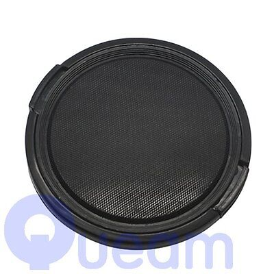 105mm Center Pinch Snap-on Camera Lens Front Cap Cover