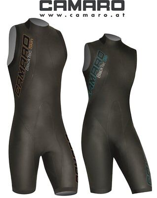 Camaro Blacktec Skin Shorty Speed Swim Shorty Triathlon Neoprenanzug