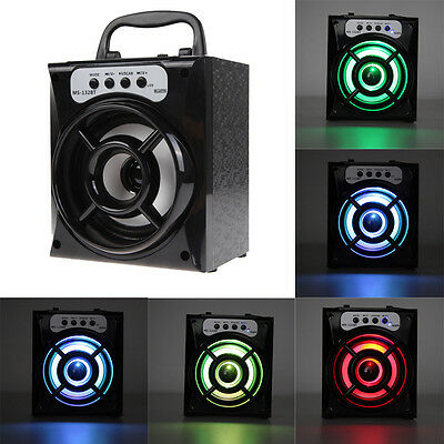 Portable Outdoor Wireless Speaker Super Bass with Bluetooth/TF/USB/FM radio/AUX