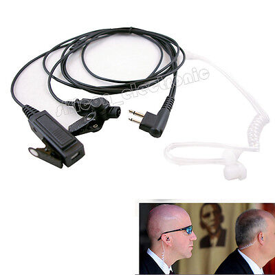 2Wire Security Surveillance Kit Headset Earpiece Motorola Radio RDV-5100 RDV2020