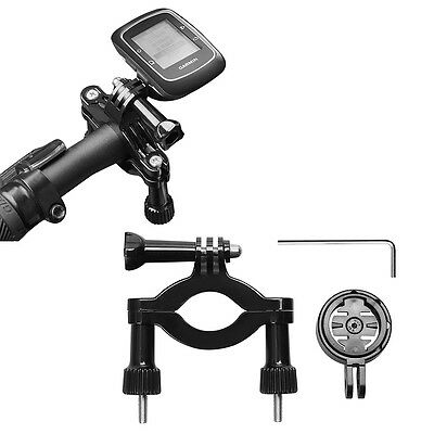 Motorbike Roll Bar Mount For Garmin Edge GPS 25 200 500 510 520 800 810 1000