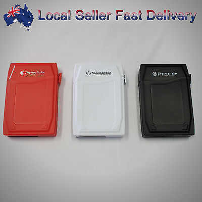 """THERMAL TAKE HARM OR Tool Free 3.5"""" HDD Protection Box External Portable Case"""
