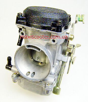 Carburetor Keihin CVK 34. New, Genuine, Made in Japan.