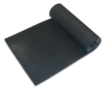 Fine Ribbed Rubber Matting X 1.2M Wide 3Mm Thick - Household Pets, Cages/kennels