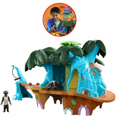 Disney Zootopia Danger in the Rainforest Playset Action Figures Toy Kids/Child
